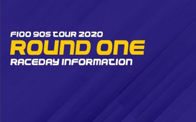 F100 90s tour 2020: Round one raceday information