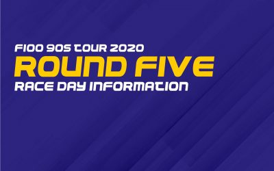 F100 90s tour 2020: Round five race day information
