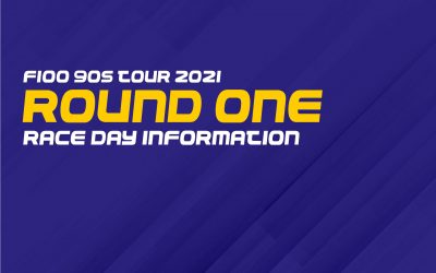 F100 90s Tour 2021: Round One Race Day Information