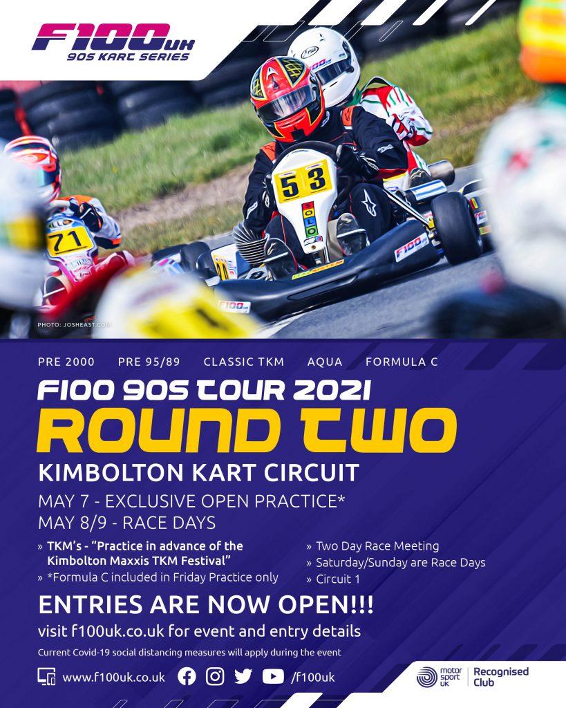 alphaLIVE at F100 Round 5 Buckmore Park