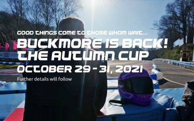 The Autumn Cup 2021… Buckmore Park is back!